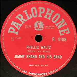 Jimmy Shand And His Band - Phyllis Waltz / The Bridge Of Nairn - Strathspey download free