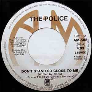 The Police - Don't Stand So Close To Me download free