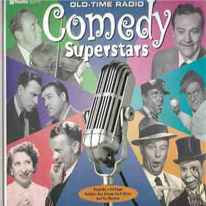 Various - Old-Time Radio Comedy Superstars download free
